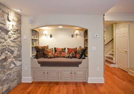 fancy finished basement ideas with proper furnishing worth to try