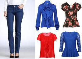 smart casual women jeans1 inofashionstyle com
