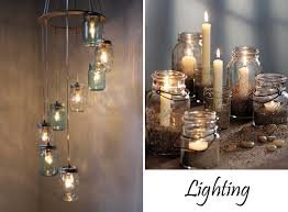 Easy To Make Home Decorations Jars In Home Decor Furnish Burnish