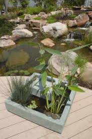 Aquascape Pond Pumps Deck Pond Square