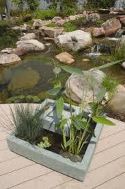 Aquascape Ponds Deck Pond Square