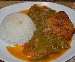 cuisine poulet basquaise poulet basquaise à la cocotte recette de poulet basquaise à la