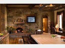 kitchen fireplace designs country kitchen fireplace design video and photos madlonsbigbear com