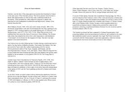 essays about thanksgiving of plymouth plantation essay