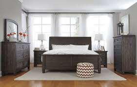 Bedroom Dresser With Mirror by Trudell 5 Pc Bedroom Dresser Mirror U0026 Queen Panel Bed B658