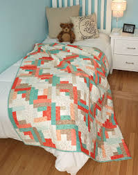 log cabin quilt patterns fons u0026 porter