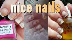 this nail polish is screwing up nails bad youtube