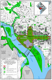 Washington Dc Area Map by File Map Number 869 86501 Us National Park Service 24 June