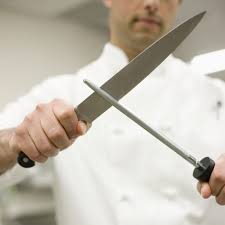 sharpen kitchen knives the s guide to sharpening a knife kitchen designs