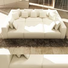 Moderne Sofa Big Sofa Leder Cheap Big Sofa Schwarz Grau Leder X Cm