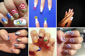 11 olympics 2016 nail art ideas to show your american pride teen