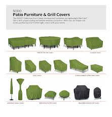 Lazy Boy Patio Furniture Covers - amazon com classic accessories sodo patio outdoor chair cover