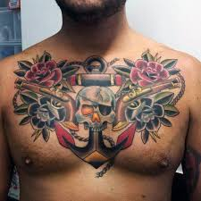 13 best full chest tattoos for men images on pinterest full