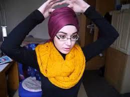 video tutorial turban style hijab tutorial l turban knot twist youtube hijab tutorial