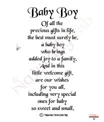 baby boy poems image result for baby boy verses cards verses