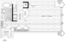 Typical Floor Plans Of Apartments Chicago Apartments In The Loop Fisher Building City Apartments