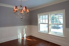 Dining Rooms With Wainscoting Raised And Recessed Panel Wainscoting Wainscot Solutions