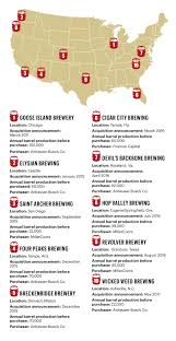 Portland Brewery Map by Minnesota Brewery Buyouts Likely The Only Question Is When