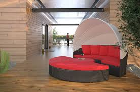 red round outdoor daybed with canopy outdoor daybed with canopy