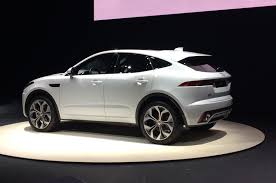 jaguar jeep what u0027s the jaguar e pace like in the metal autocar