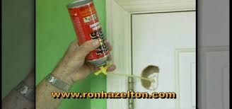 Hollow Interior Doors How To Patch A In A Hollow Door Construction Repair