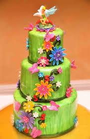 tinkerbell cake ideas tinkerbell theme designer birthday cakes and cupcakes mumbai cakes