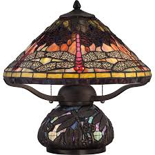 Tiffany Table Lamps Quoizel Home Furnishers