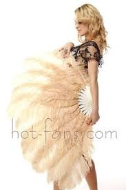 large feather fans large feather fans carnivale large feathers and
