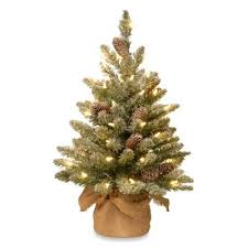 buy christmas trees pre lit from bed bath u0026 beyond