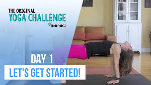 The Original Challenge The Original Challenge Day 1 Let S Get Started
