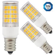 Luminous Led Light Bulbs by 3 Pack 3 5w Led E12 Light Bulb Torchstar