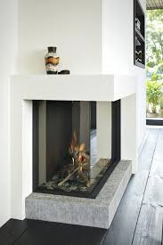 corner fireplace makeovers modern ideas southwestern compact