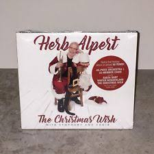 the christmas wish the christmas wish digipak by herb alpert cd sep 2017 herb