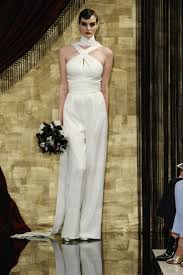 lockwood wedding dress 25 best bridal jumpsuits and trouser suits images on
