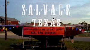 call for vendors salvage texas halloween fest youtube