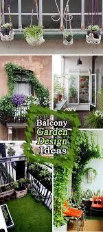 Ideas For Balcony Garden Balcony Garden Design Ideas Hative