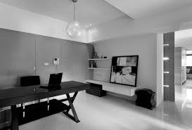 White Office Decorating Ideas Decorating Make Home Office More Efficient With L Shaped Desk