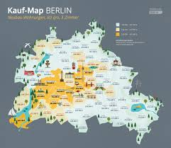 Berlin Germany Map by Want To Buy An 80m Apartment In Berlin See This Price Map First