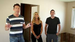 fun on the flip or flop set with tarek and christina el moussa