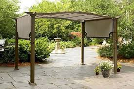 Garden Treasures Pergola Gazebo by Replacement Canopies For Gazebos Pergolas And Swings Tagged