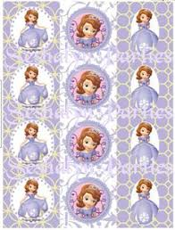Sofia The First Cupcake Toppers Free Pdf Download Boda