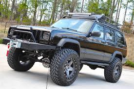 jeep grand xj davis autosports fully built stage 4 lifted xj sport