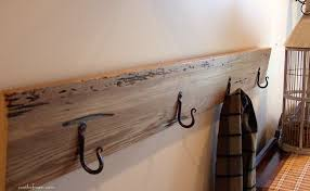 wall coat rack ideas home