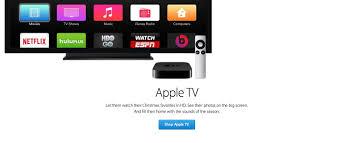 black friday apple tv apple updates online store ahead of black friday