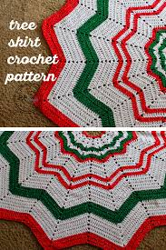 Black Tree Skirts Crochet Tree Skirt Pattern Free Crochet Pattern Tree Skirts