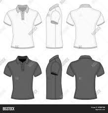 men u0027s white black short sleeve vector u0026 photo bigstock