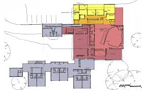 Android Floor Plan Gallery Of Jesuit Community Center At Fairfield University Gray