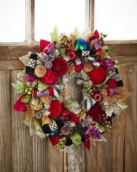 mackenzie childs small wreath