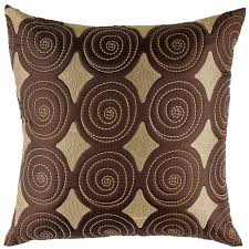 buy banina honey bee faux silk quilted cushion cover 20