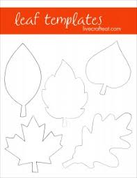 fall leaf crafts activities for live craft eat